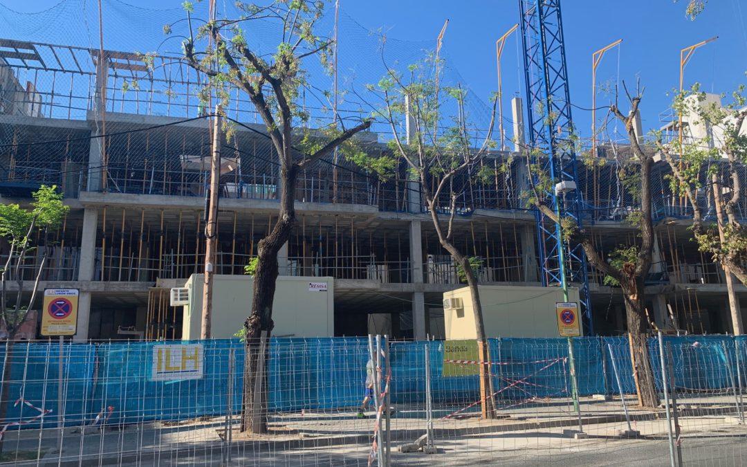 Nuevas fotos de Edificio Vicentelo:Asi avanza tu nueva vivienda en Sevilla